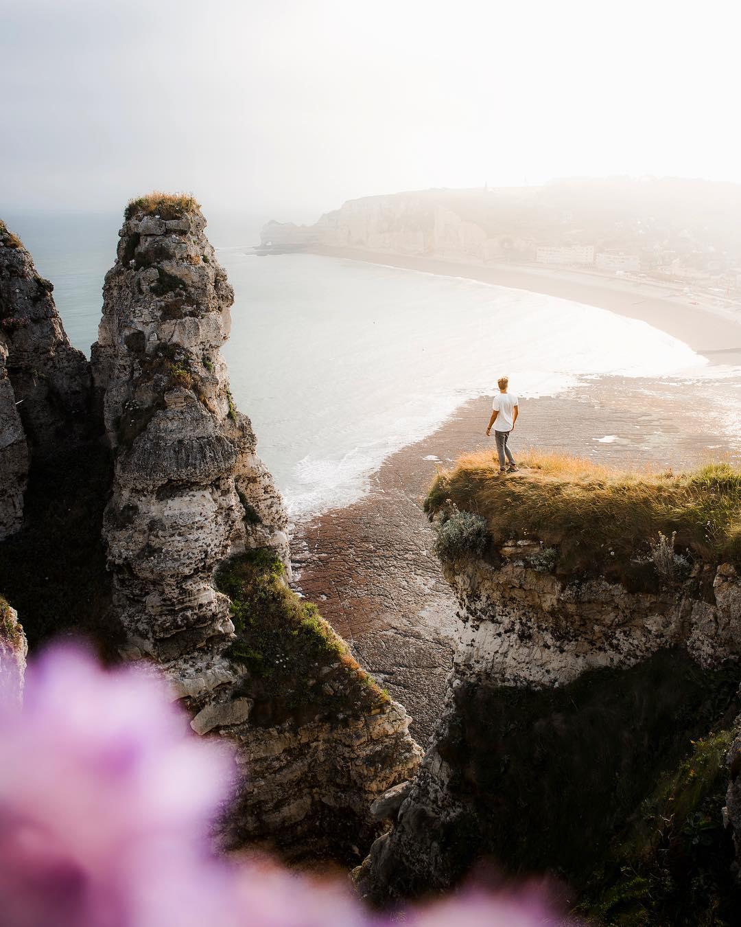 Пейзажи и приключения на снимках Сиарда Бракке