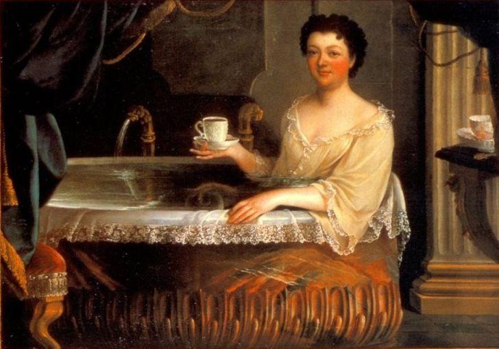 Шокирующий быт и гигиена женщин Европы в XVIII-XIX веках