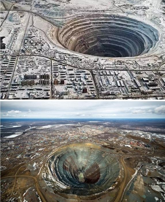 Заброшенные места на планете с мощной притягательной силой