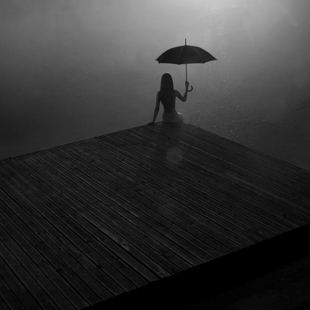 Белая тишина от белорусского фотографа Павла Терешковца