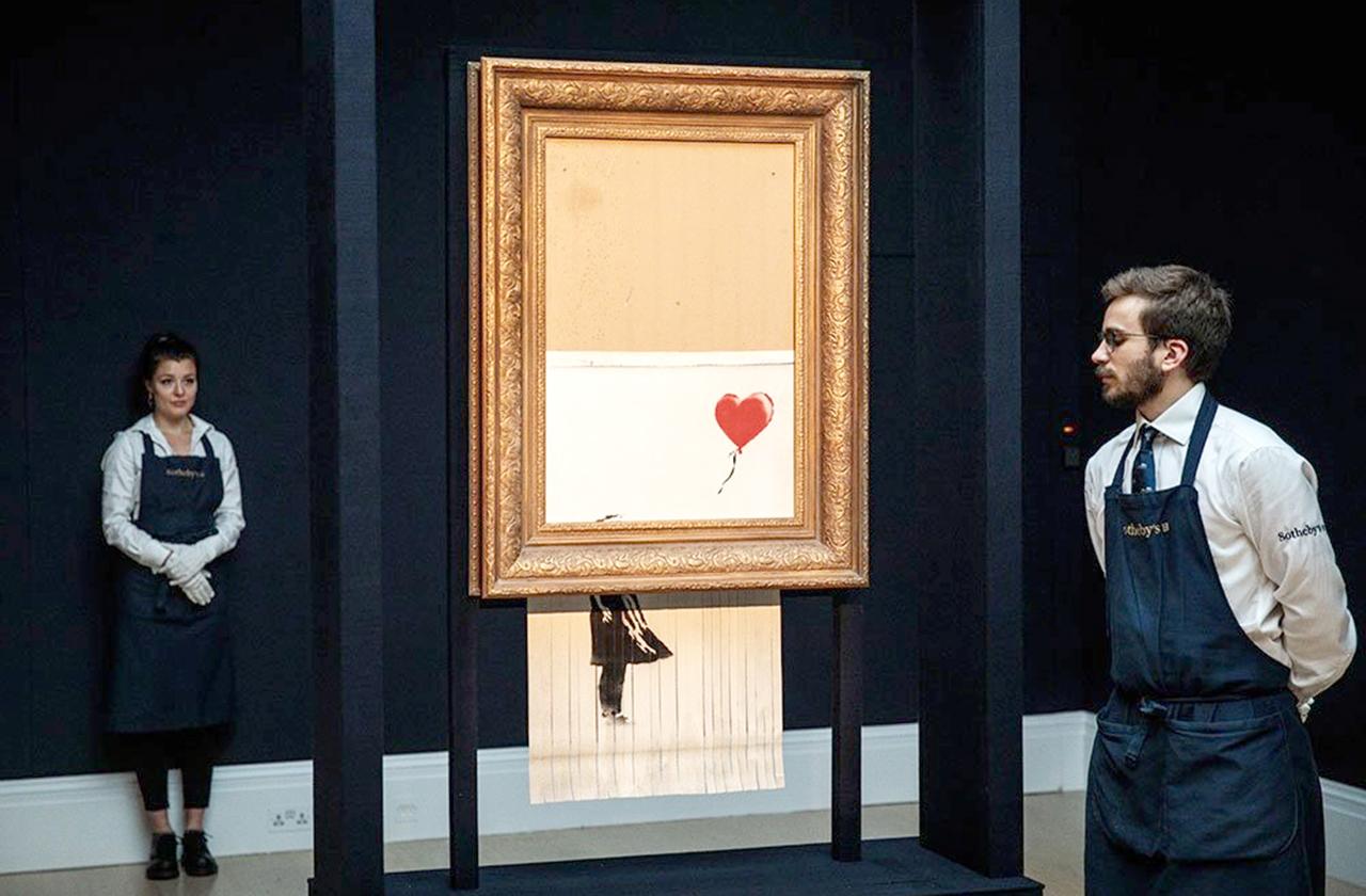 Самые нелепые случаи уничтожения произведений искусства