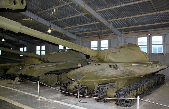 Необычные советские танки, которые пытались запустить в серийное производство
