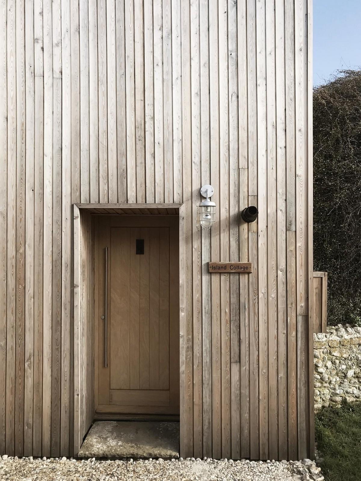 Преображение 200-летнего коттеджа на южном побережье Англии