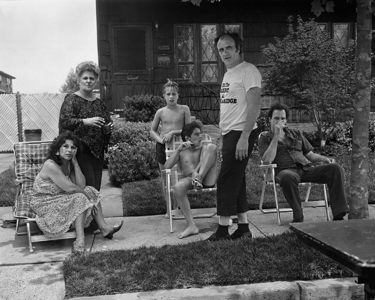 Статен-Айленд в начале 1980-х на снимках Кристин Осински