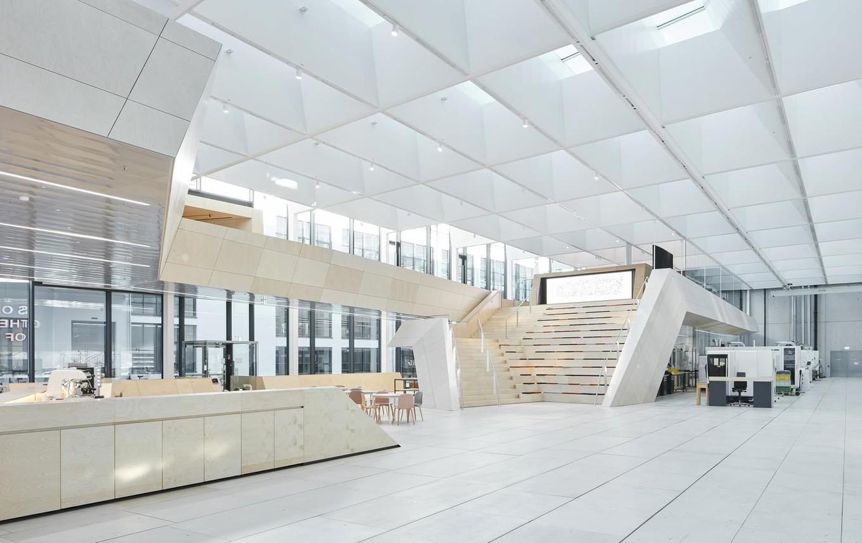 Завод Swarovski Manufaktur в Австрии