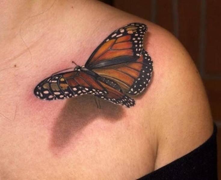 Реалистичные татуировки от настоящих мастеров