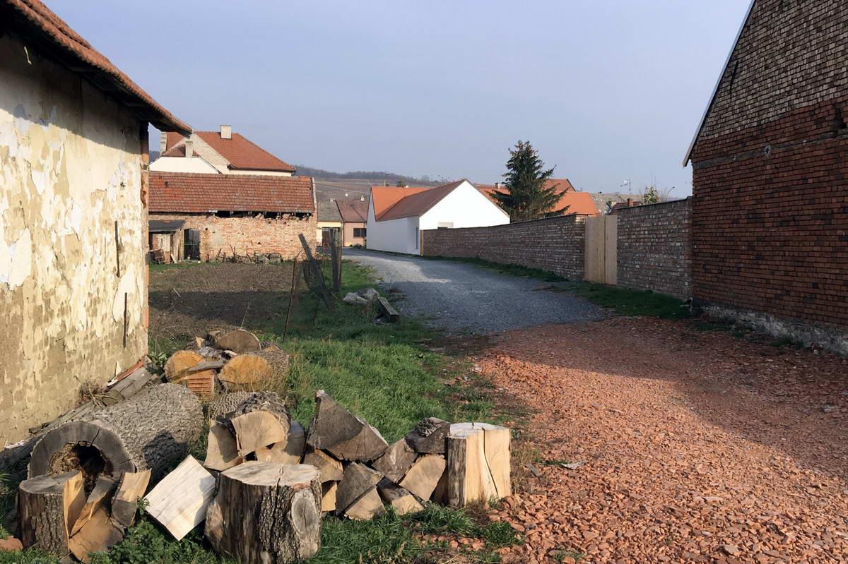 Семейный одноэтажный дом в Чехии