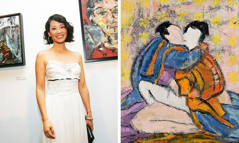 17 полотен знаменитостей, которые оказались хорошими художниками