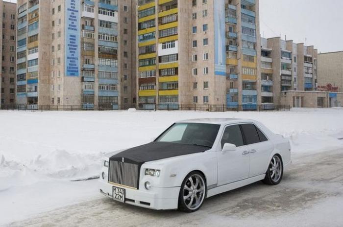 Самые необычные самодельные автомобили