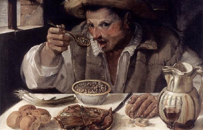 Странные научные эксперименты с едой