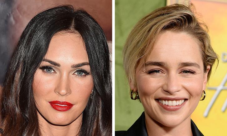 28 пар знаменитостей, которые родились в один год