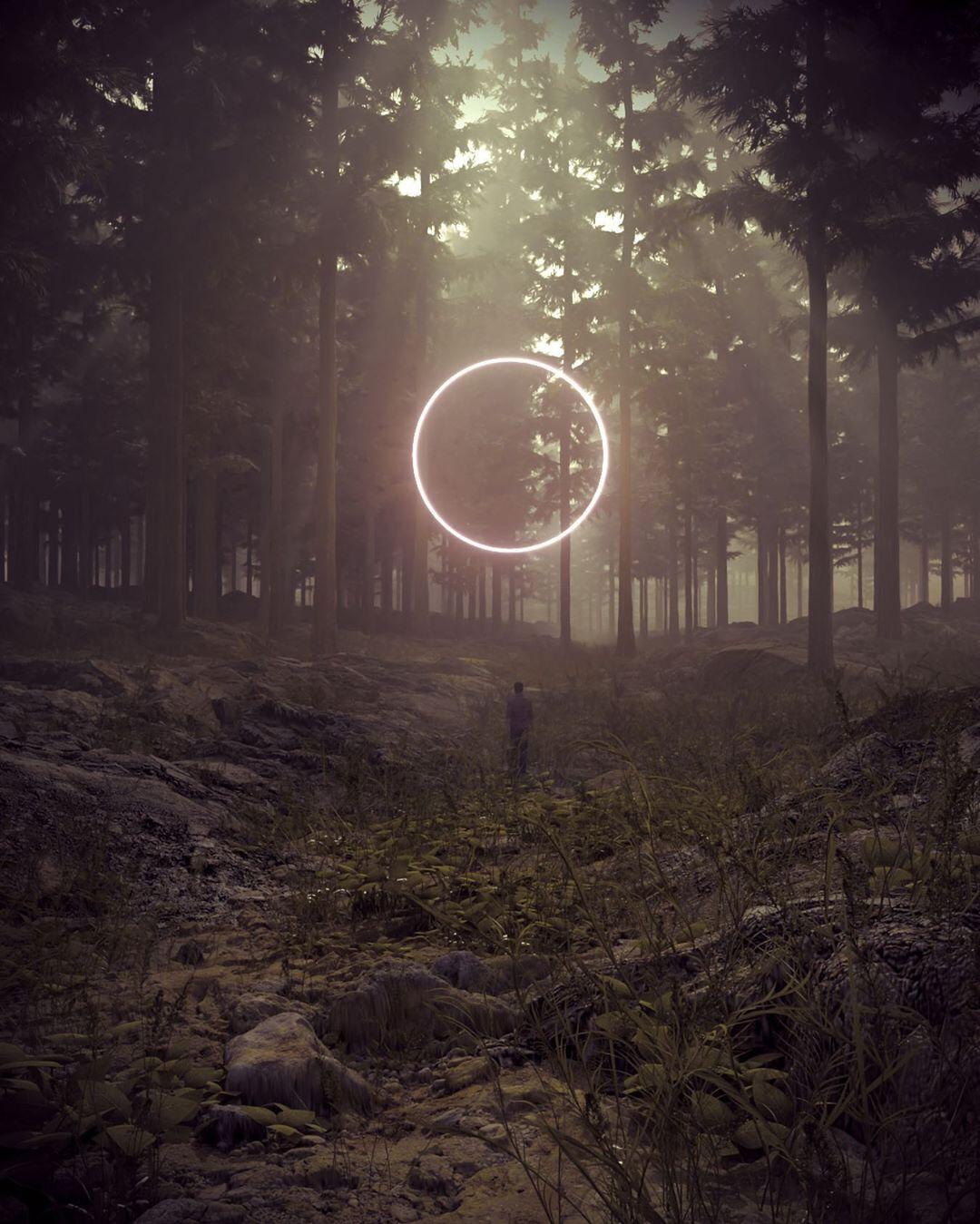 Сюрреалистические фотоманипуляции от Джоша Пирса