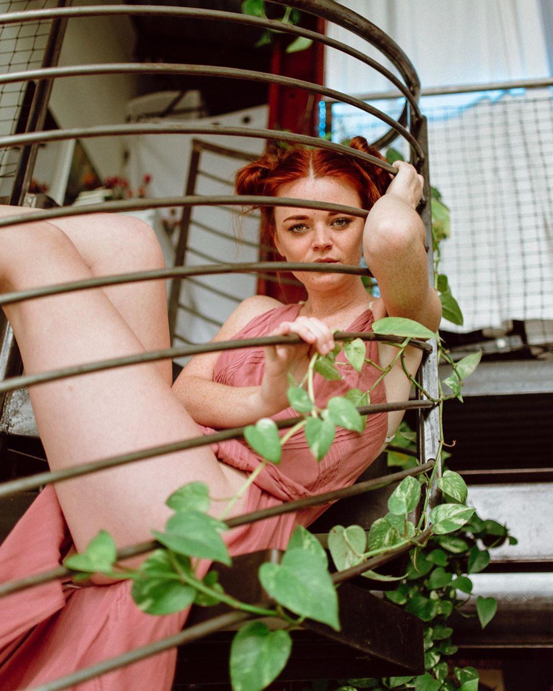 Чувственные снимки девушек от Майка Ледди