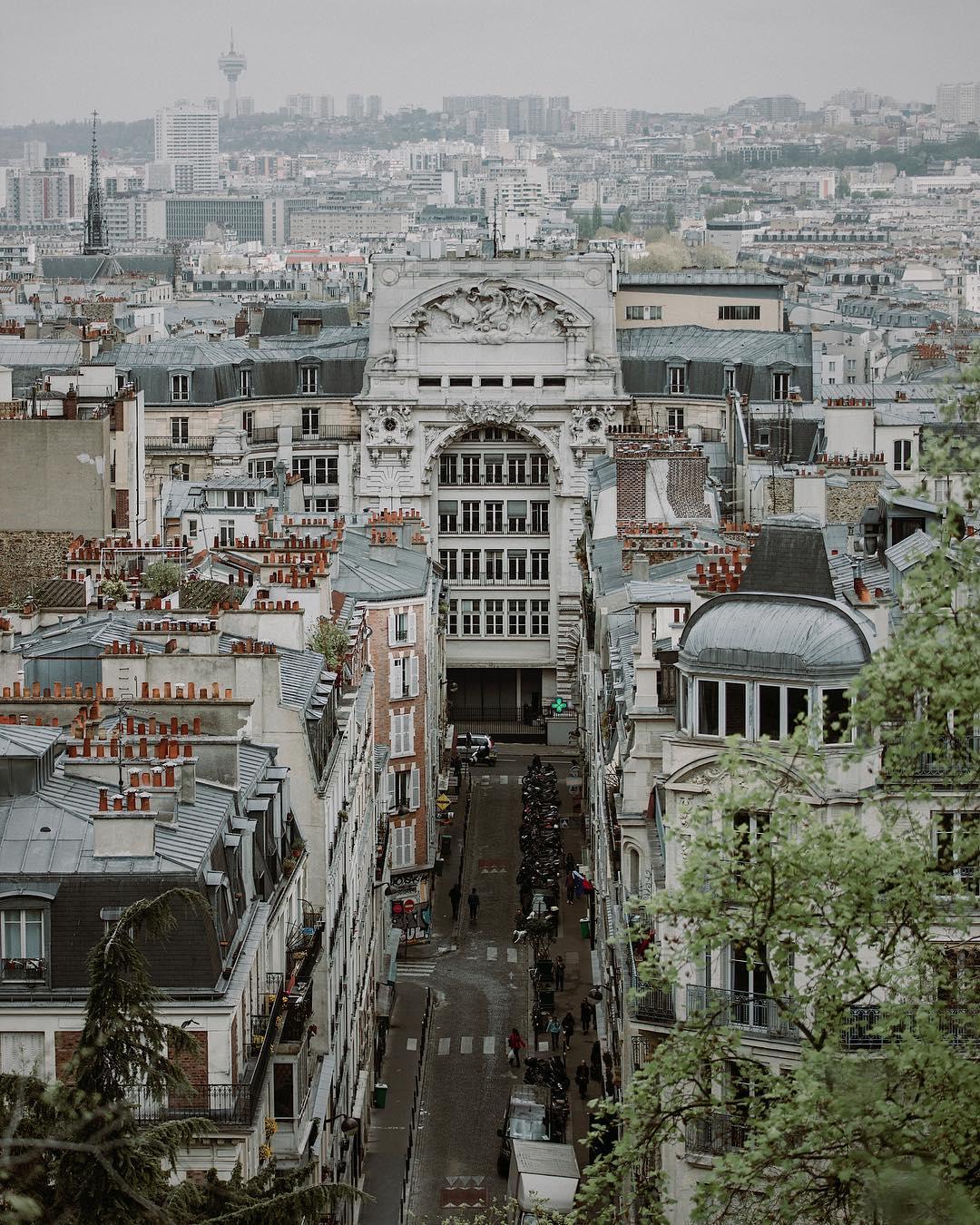 Городские и уличные пейзажи от Александра Джейсона