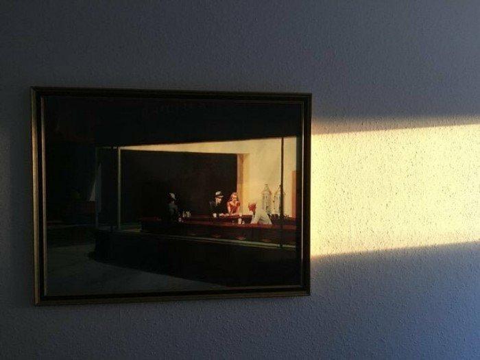 Идеальные фотографии, предметы на которых подходят друг другу