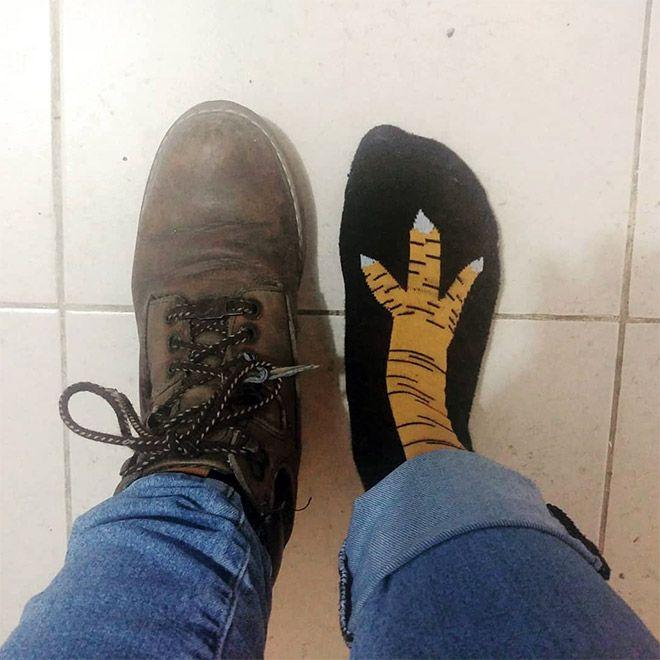 Как быстро обзавестись стройными куриными ножками