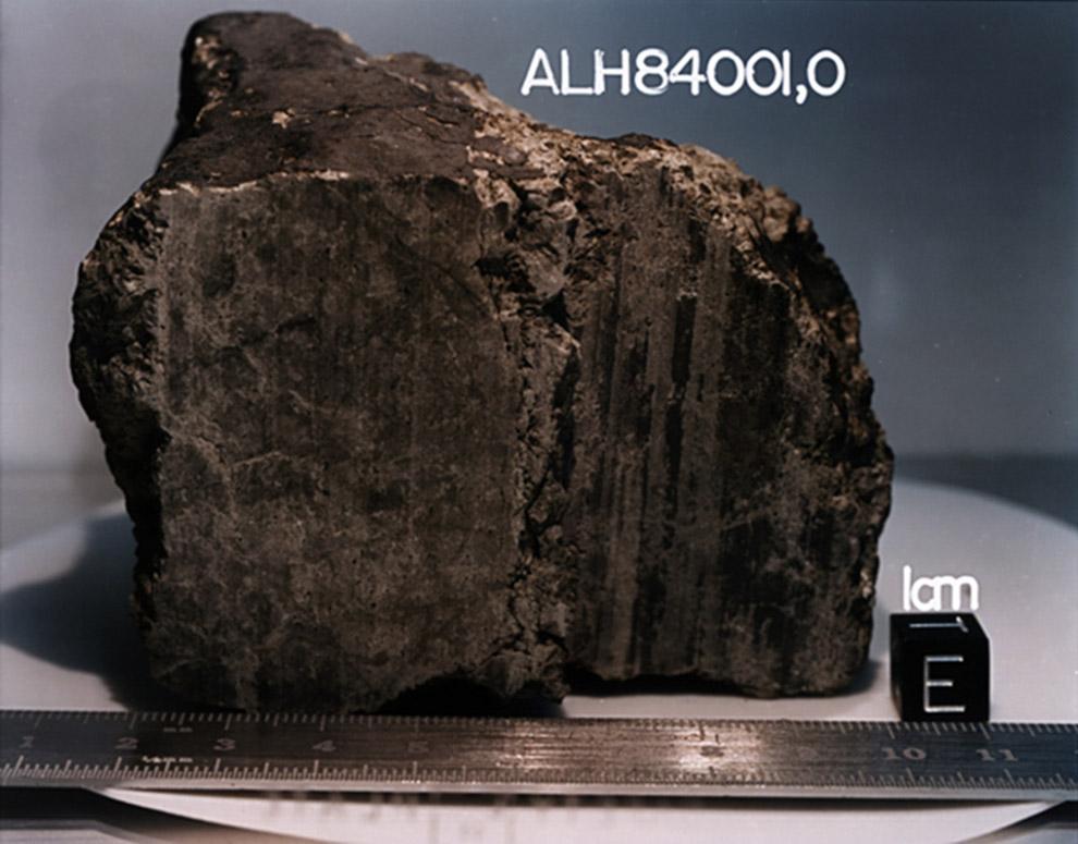 Самые известные метеориты в истории человечества