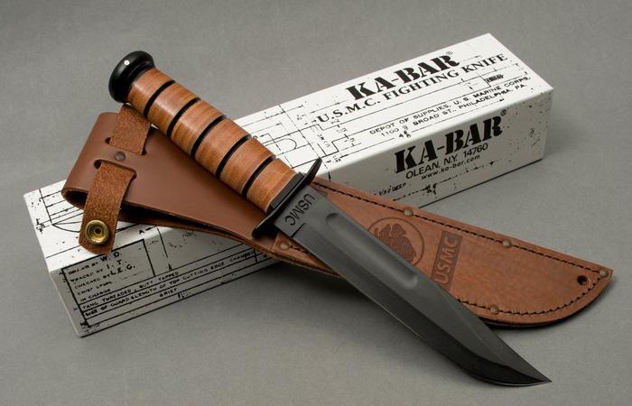 Военные ножи, которые стали очень популярными в XX веке