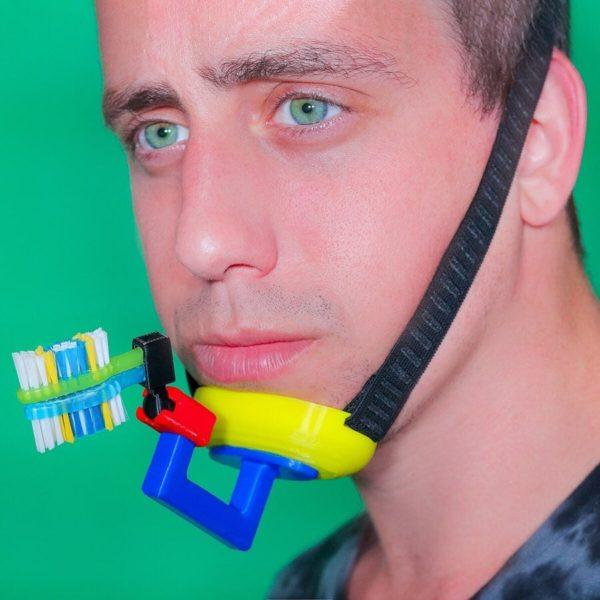 Бесполезные изобретения от дизайнера Мэтта Бенедетто, которые добавляют проблем