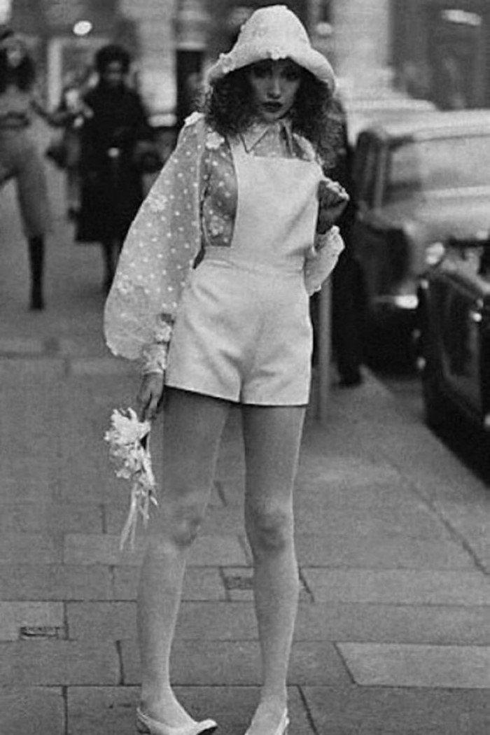 Естественная красота и сексуальность девушек из 70-х