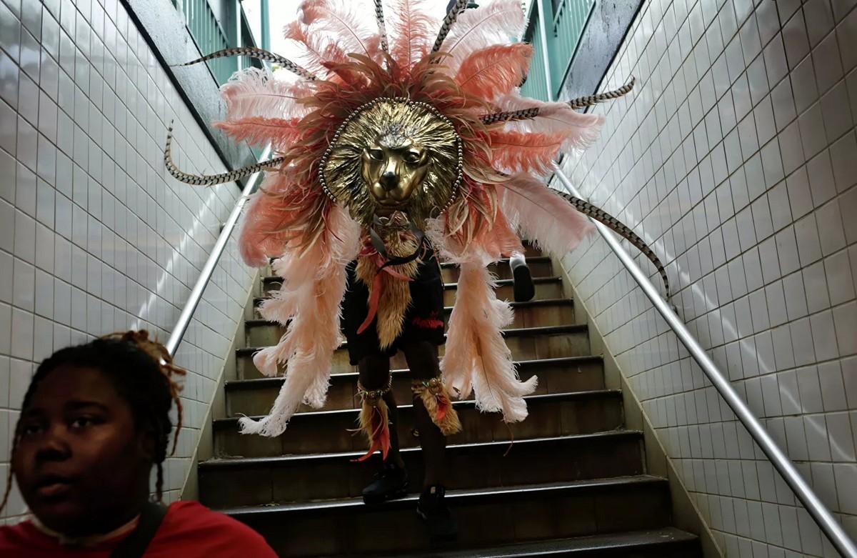 Ежегодный Вест-Индский карнавал в Бруклине