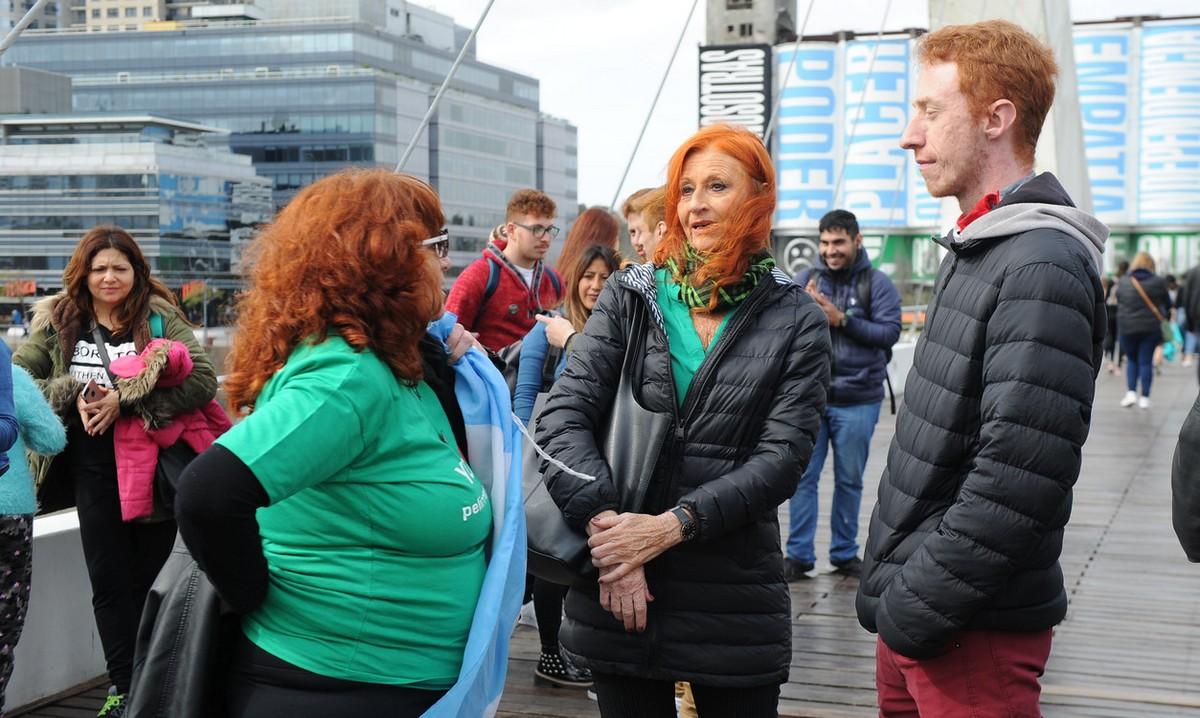 Всемирный День рыжих отметили в Аргентине