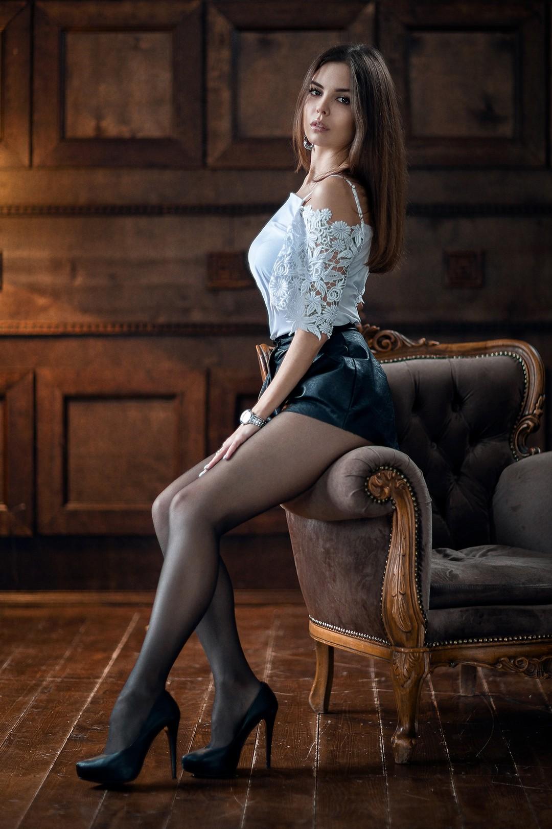 Чувственные снимки девушек от Михаила Михайлова