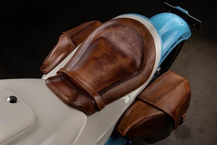 Кастом-байк BMW K1200RS Mille Miglia X от Galaxy Custom