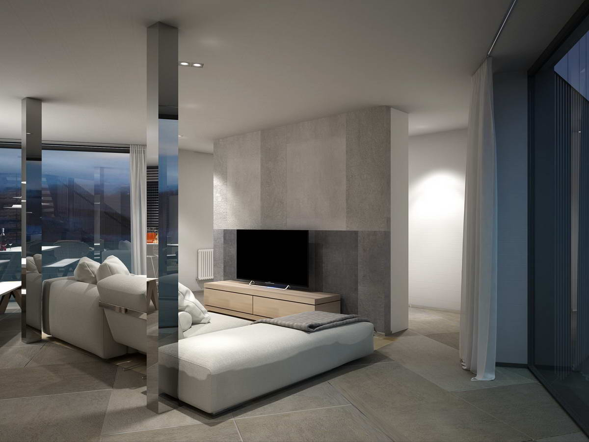 Модернистский дом с древнерусскими мотивами