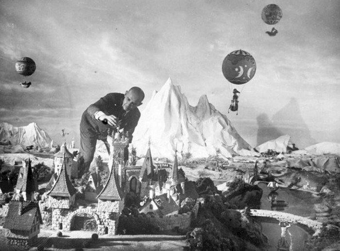 Редкие кадры со съемок любимых советских фильмов