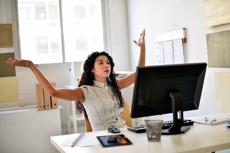 Способы борьбы с агрессией на работе