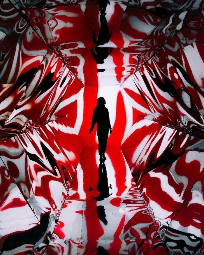 Финалисты конкурса на лучшую фотографию в красном цвете