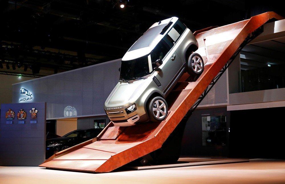 Франкфуртский автосалон Frankfurt Motor Show-2019
