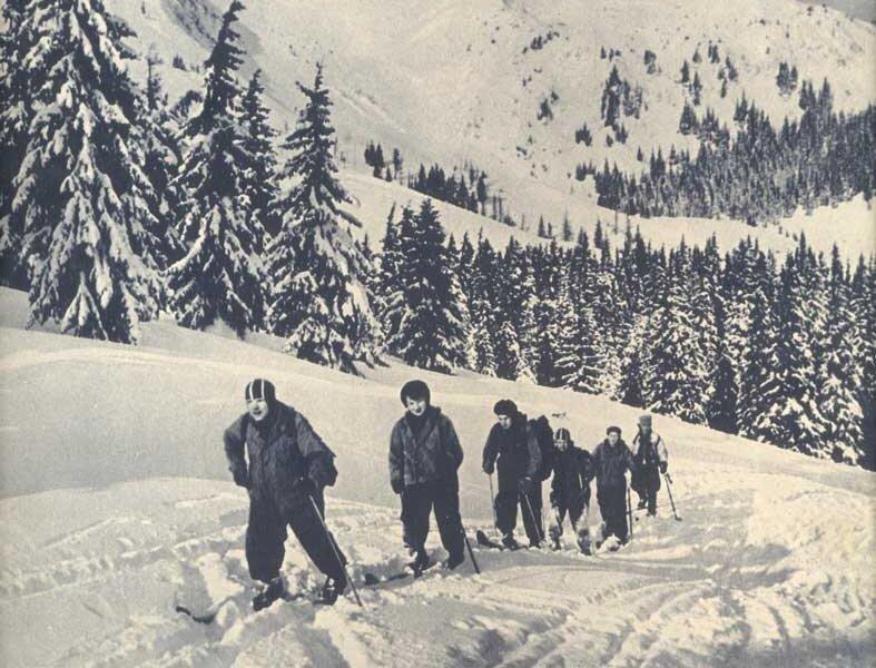 Как отдыхали мужчины во времена СССР