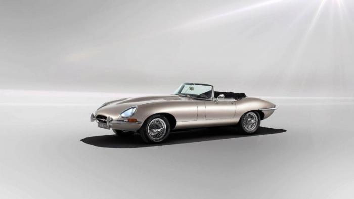 Несколько попыток возродить классический Jaguar E-Type