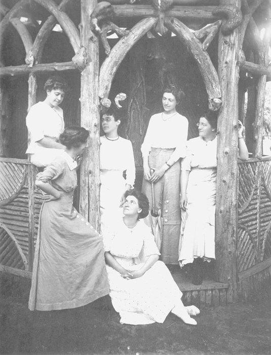 Первая коммуна свободной любви Онайда XIX века