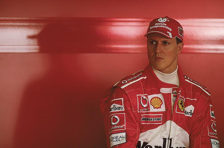 Победы и поражения гонщика Михаэля Шумахера