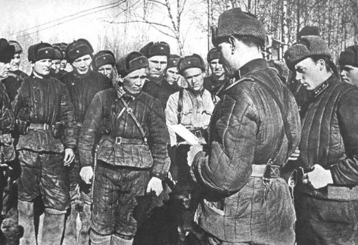 Занимательные факты о советском ватнике
