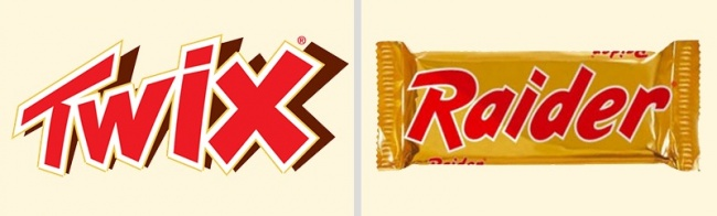 Знаменитые бренды, которые могут называться иначе за границей