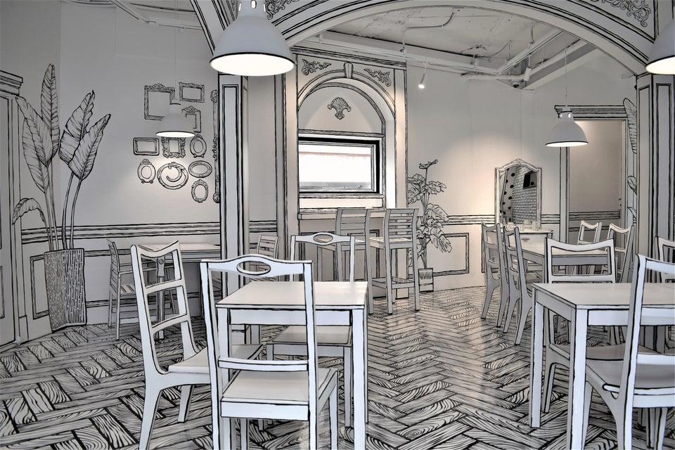 Бары и рестораны с креативным дизайном