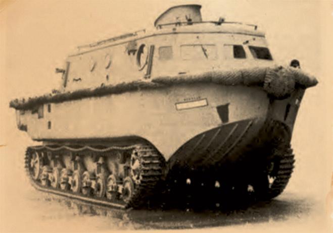 Самые беспомощные танки в истории