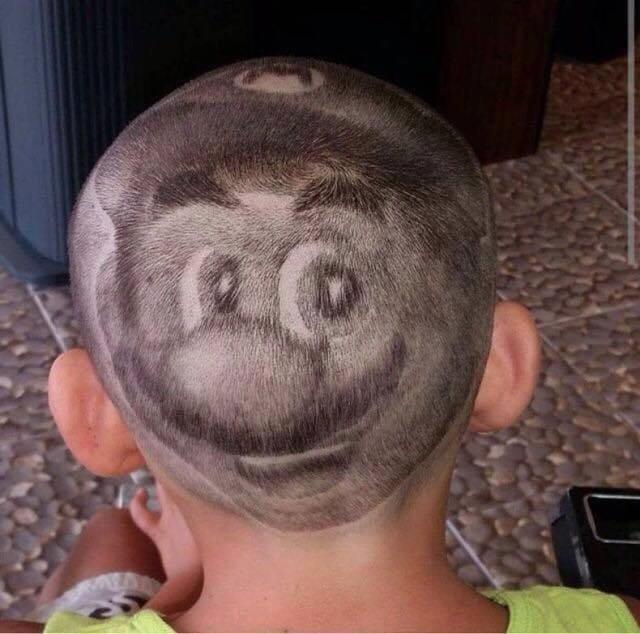 Шедевры от креативных мастеров-парикмахеров