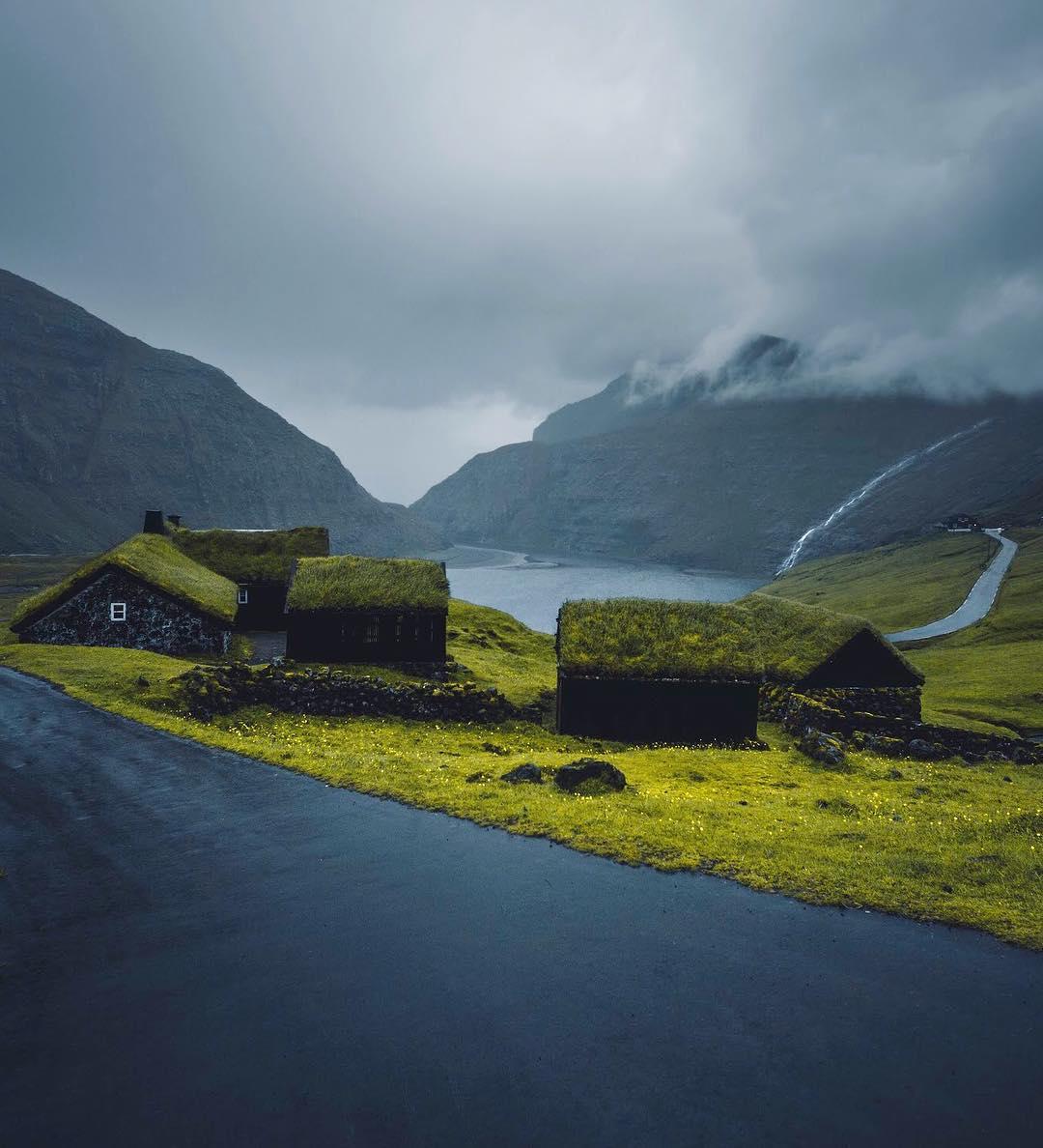Природа и путешествия на снимках Кума Чевика