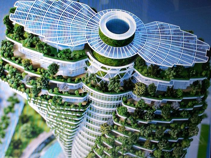 Футуристические сооружения, ставшие частью современного мира