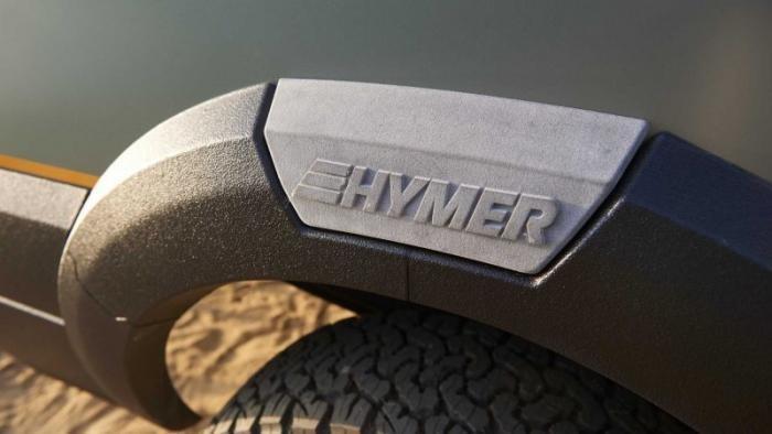 Концепт Hymer VisionVenture и будущее домов на колесах
