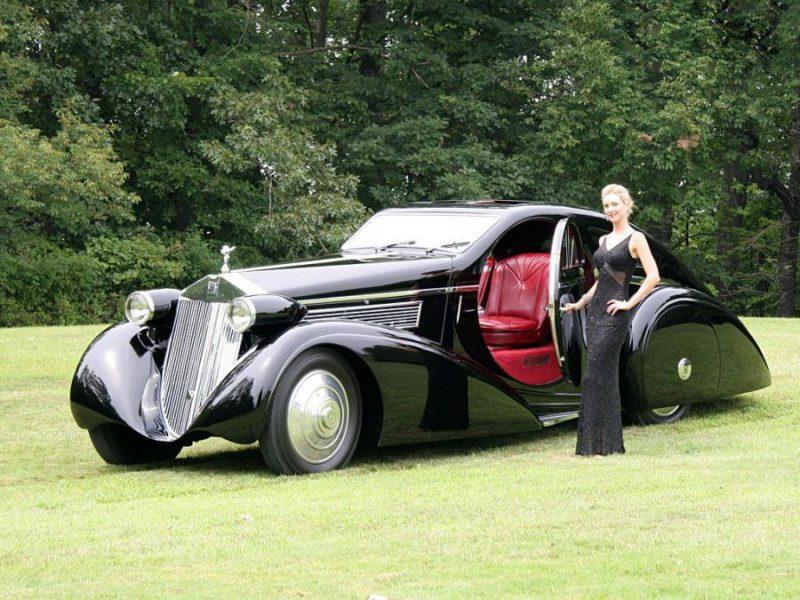 Самый сексуальный и уникальный Rolls Royce Phantom