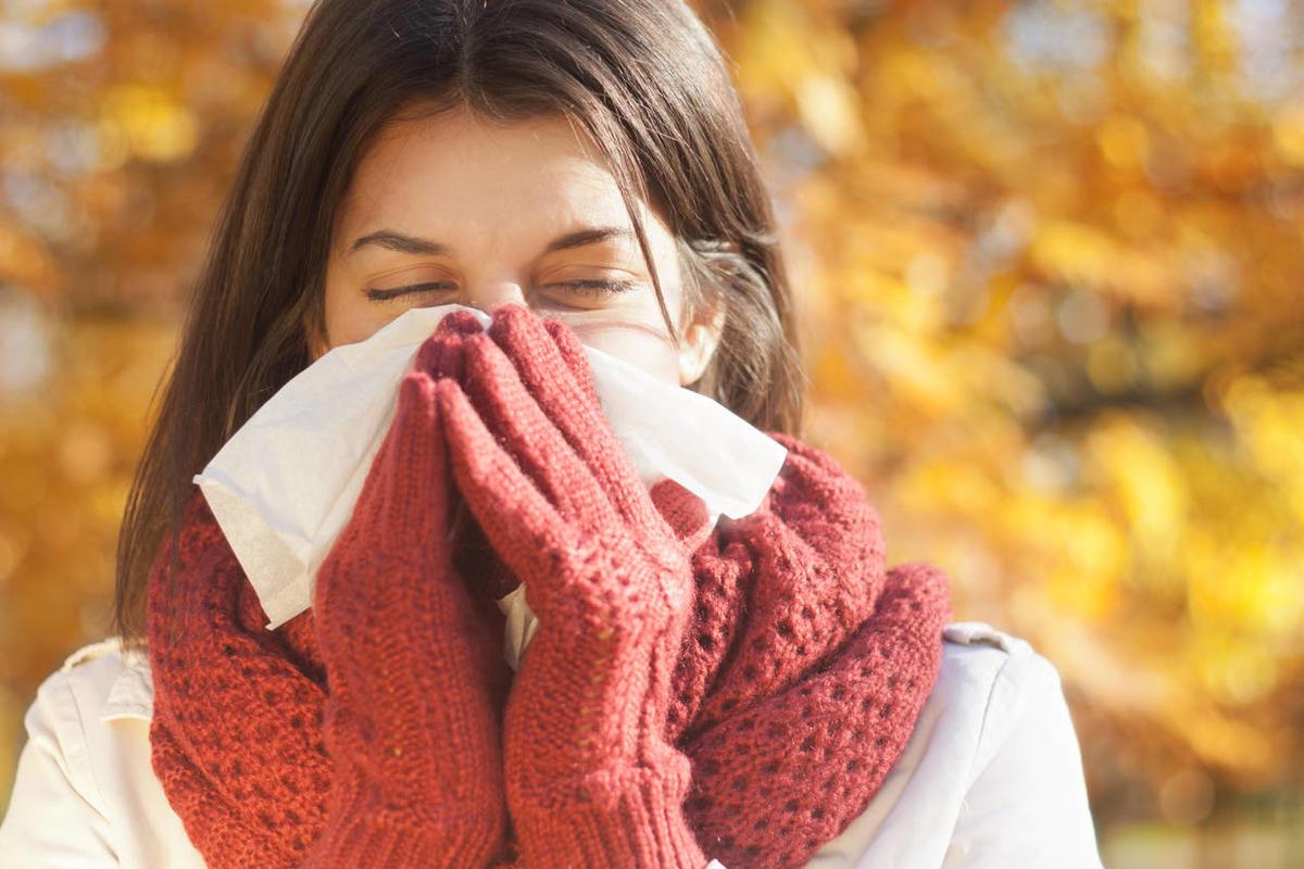 Как укрепить организм в прохладное время и не заболеть