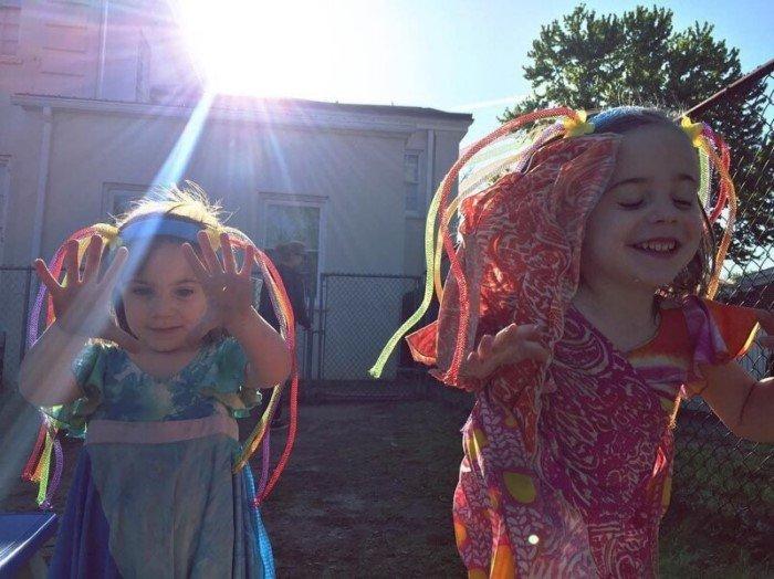 Маленькие модники, которым родители разрешили одеться самостоятельно