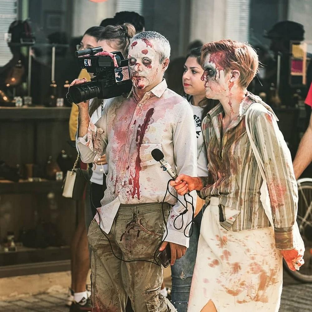 Зомби на фестивале фантастических фильмов в Страсбурге