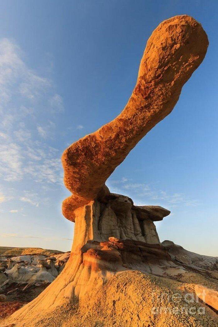 20 необычных скал, словно из фантастического фильма